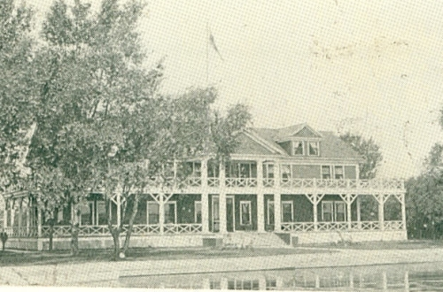 Buffalo Launch Club 1903