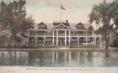 Buffalo Launch Club 1910