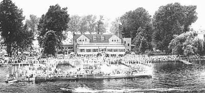 Buffalo Launch Club 1950