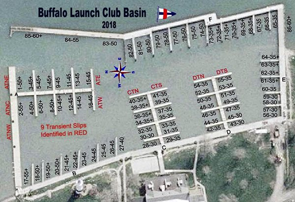 Buffalo Launch Club Basin